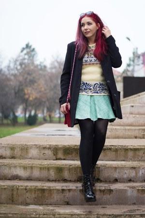 H&M coat - Anileda Alrac bag