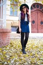 Forever 21 skirt - Choies shirt - Michael Kors bag - Forever 21 vest