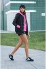 Bubble-gum-victorias-secret-pink-hoodie