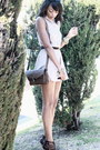 Tan-asos-romper-crimson-lace-up-dolce-vita-sandals