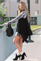 asos boots - Alexander Wang bag - H&M dress