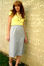 Anthropologie-blouse-necklace-skirt-steve-madden-shoes