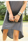 Gray-minkpink-dress-black-aj-morgan-sunglasses-black-sabina-purse-jewelry-