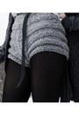 Periwinkle-diy-shorts-gray-cubus-cardigan-dark-gray-vila-cardigan-black-cu