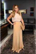 Lauren Conrad Paper Crown Willow Maxi Skirt