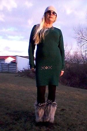 green Gossip dress