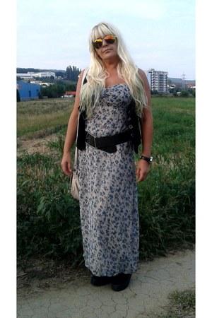 neutral chic dress sugar reef dress
