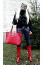 Red-gucci-boots
