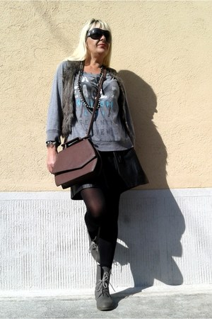 brown chic sunny bag Sunny bag