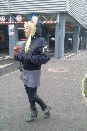 black baby phat jacket