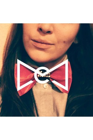 handmade bowtie creativemust accessories