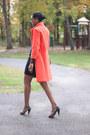 Ralph-lauren-dress-bright-orange-tibi-coat-clutch-jj-winters-bag