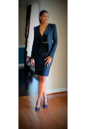 bcbg max azria blazer - high waisted Theory skirt