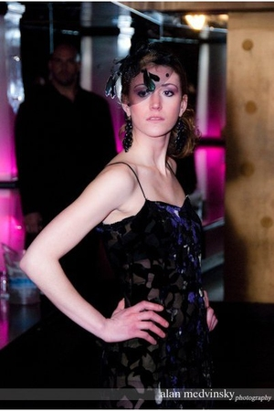 black Nomi G dress