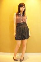 Princess top - Princess skirt - shoes