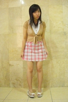 Glitters dress - blouse - Tracce shoes