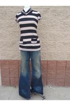 Puella top - William Rast jeans