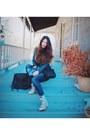 Hasbeens-boots-dark-blue-denim-paige-denim-jeans