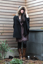 Frye boots - Think Closet coat