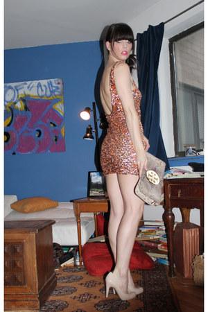 tory burch bag - Aldo heels