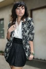 Archive-clothing-blazer-tela-couture-blouse-skirt