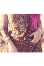 Bronze-leopard-print-mink-pink-dress-amethyst-tie-dye-jeffrey-campbell-shoes