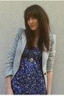 Blue-mango-dress