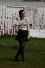 Beige-ny-co-cardigan-blue-f21-shorts-blue-meijer-tights-blue-uo-shoes