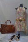 Brown-bestfindsthriftshop-bag-beige-bestfindsthriftshop-dress-beige-vintage-