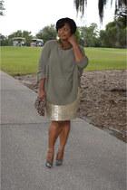 NY and Company skirt - heelz pizazz heels