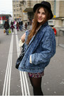 Blue-jeans-jacket-romper-black-bunny-flats