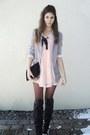 Dress-boots-blazer