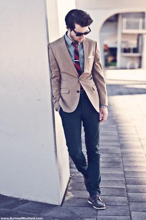 Jack London jacket - asos pants