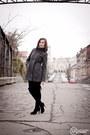 Black-random-boots-dark-gray-bershka-coat-h-m-scarf