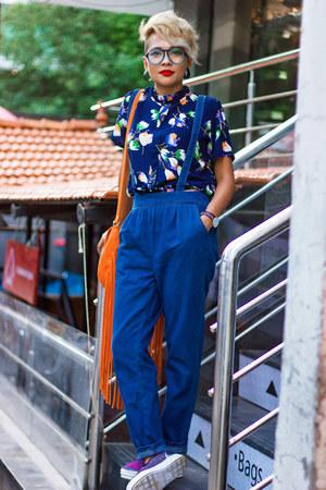 Ni Hao shoes - ChenChen pants