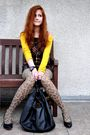 Yellow-stradivarius-sweater-black-oysho-pants-black-bazaar-shoes-yellow-h-