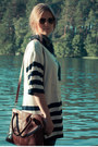 Navy-skinny-jeans-cubus-jeans-white-boat-print-sh-sweater-black-indie-market