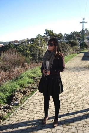 Zara jacket - BLANCO shirt - Zara shirt