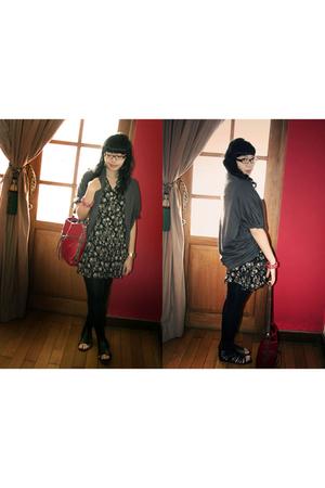 top - shoes - accessories - leggings