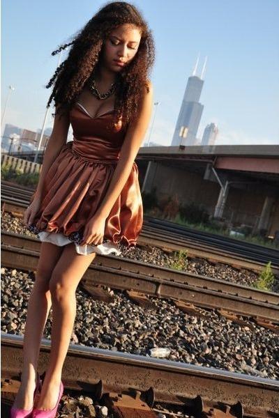 Zoe Damacela Apparel dress