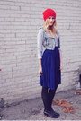 Steve-madden-boots-pleated-american-apparel-skirt-acid-wash-swaychic-vest