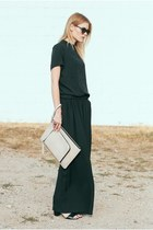 Streetlevel Bags bag - asos top - palazzo Zara pants