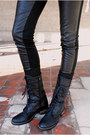 Bella-dahl-top-steve-madden-boots-fur-military-urban-outfitters-jacket