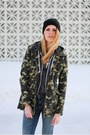 Sam-edelman-boots-camo-kut-from-the-kloth-jacket-american-eagle-pants
