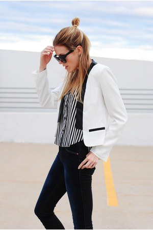 black swan clothing blazer - 2nd One pants