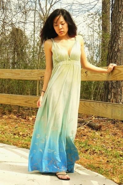 Blueolive Maxi Gypsy 05 Dress