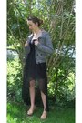 High-to-low-forever-21-dress-gray-hollister-jacket-nude-michael-kors-wedges