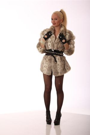 Blonde Caviar coat