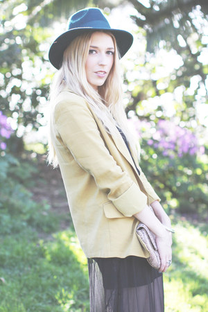 mustard Willow & Clay blazer - black Lucky Brand boots