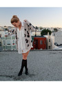 Brown-wilfred-cardigan-white-american-apparel-blouse-black-target-socks-bl